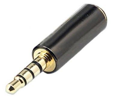 1-Pcs-New-3-5mm-1-8-Male-Plug-4-Pole-font-b-TRRS-b-font