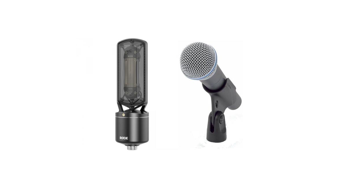 Microfoni - VI