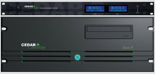 Cambridge-V7 processore esterno controllo plugin cedar